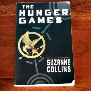 $5 Add-On Price | Hunger Games Book